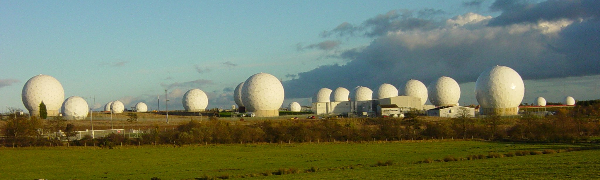 NSA Menwith Hill